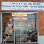 005-County Shoe Care